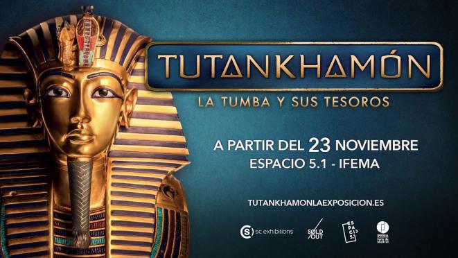 Tutankhamon_La Tumba y sus Tesoros_Madrid_destacado