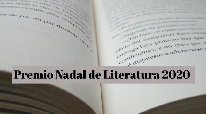 Premio Nadal de Literatura 2020_destacado