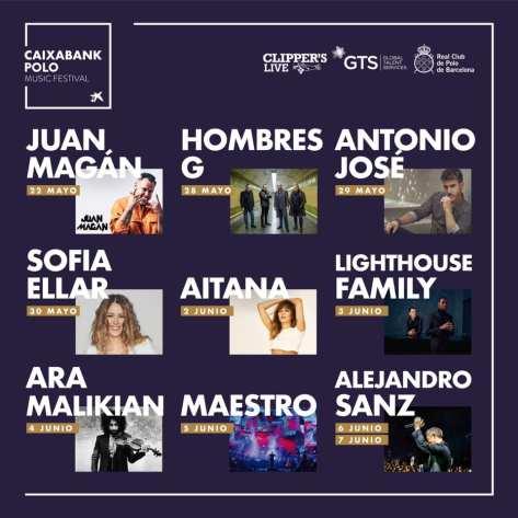 CaixaBanK Polo Music Festival 2020_1