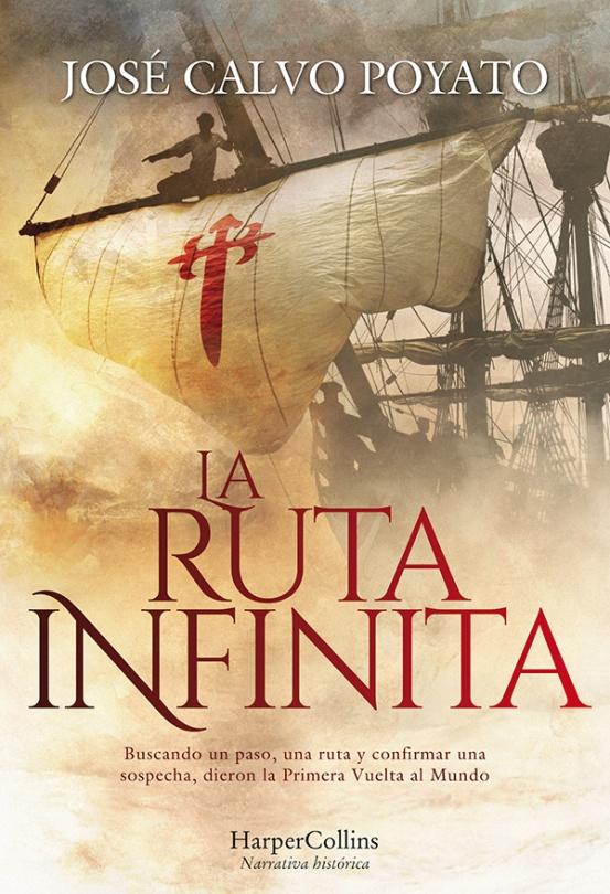 La Ruta Infinita, de Jose Calvo Poyato