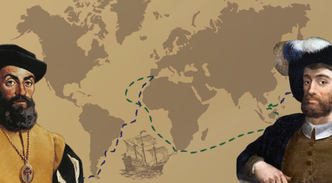Novela Historica Magallanes_ Elcano y la Primera vuelta al mundo_destacado