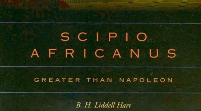 Scipio Africanus_Greater than Napoleon_destacado