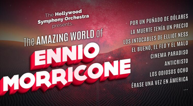The Amazing World of Ennio Morricone_Palau de la Musica Catalana