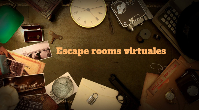 Escapes Rooms virtuales