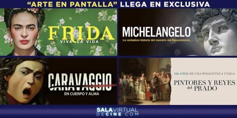 Arte en pantalla en la Sala Virtual de Cine_1