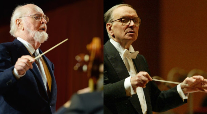 Williams y Morricone_premios Princesa de Asturias