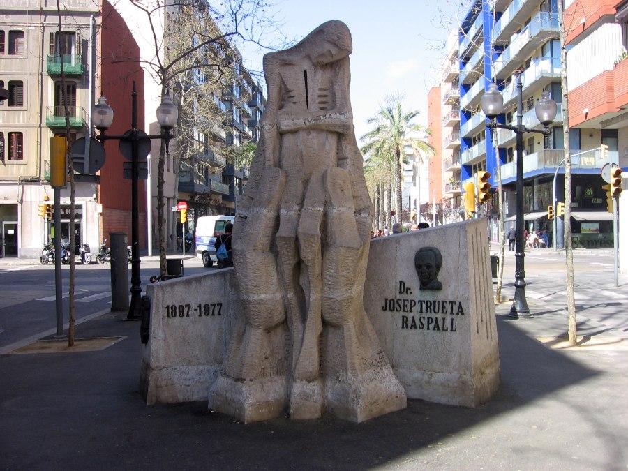 Al_Doctor_Trueta,_Josep_Ricart