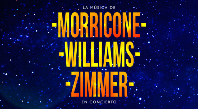 The Music of Morricone, Zimmer & Williams