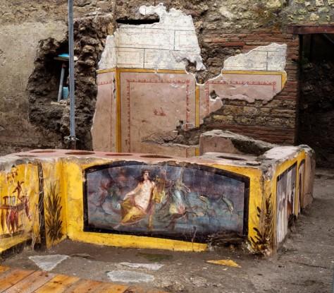 Descubren Termopolio en Pompeya_2