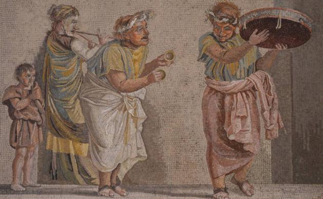 L_origen del carnaval_El culte a Dionís